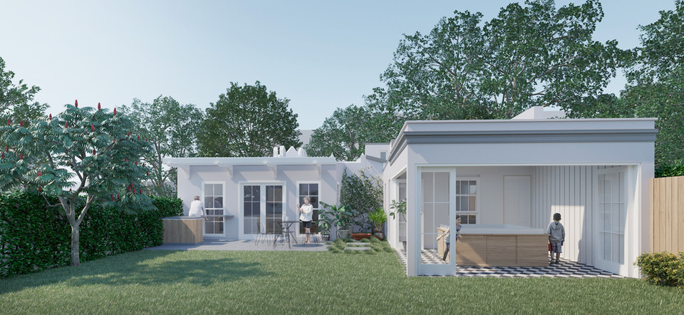 Willoughby House - Render 1