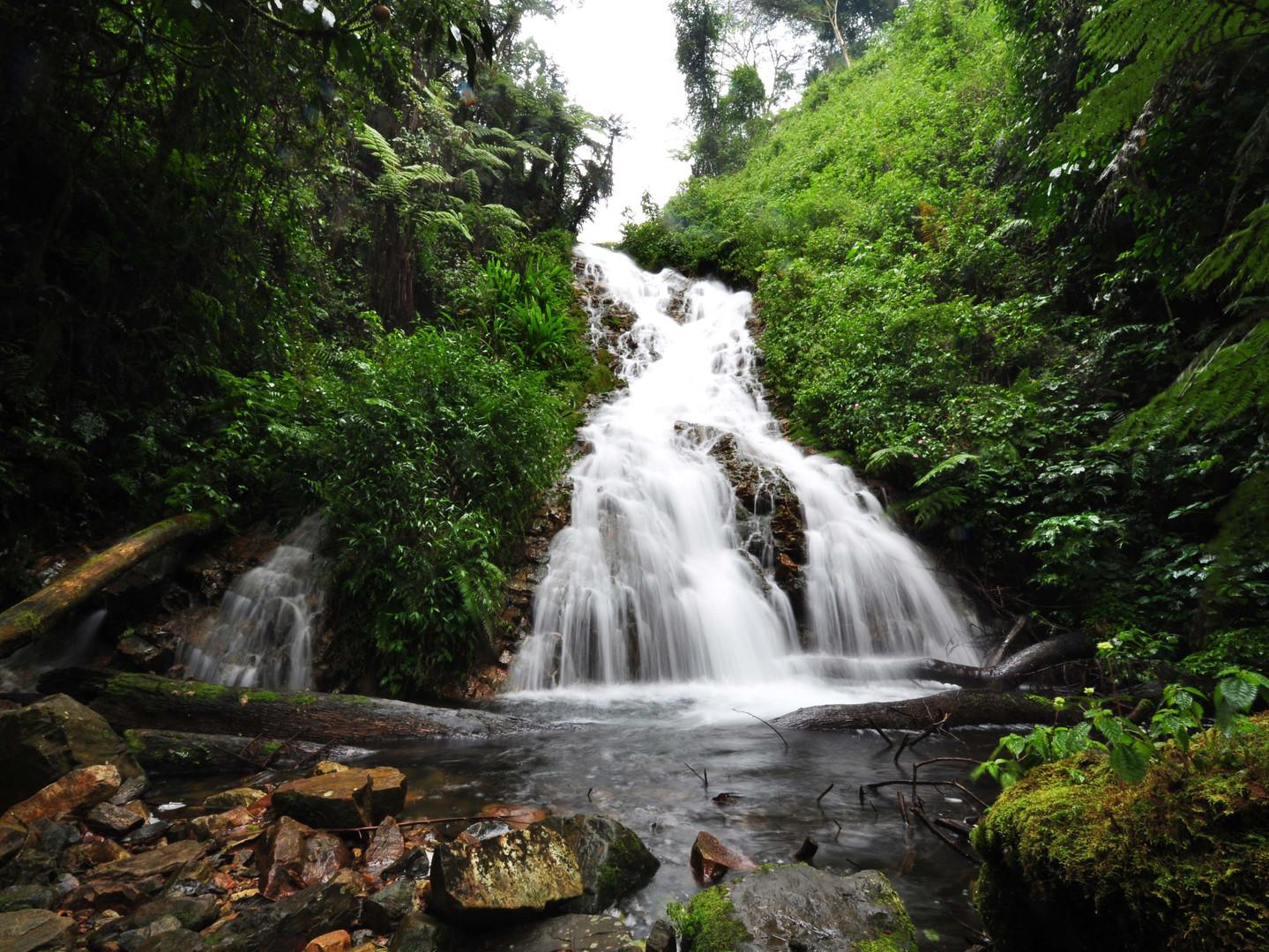 Waterfall Uganda