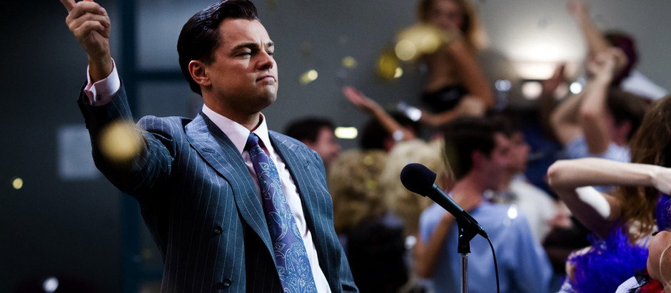 Great Speeches Series: The Wolf of Wall Street