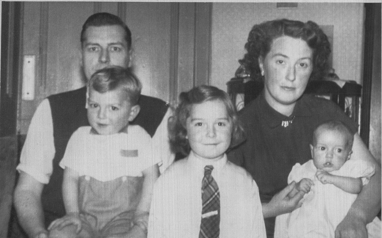 Big Sis Lena, Alex and family