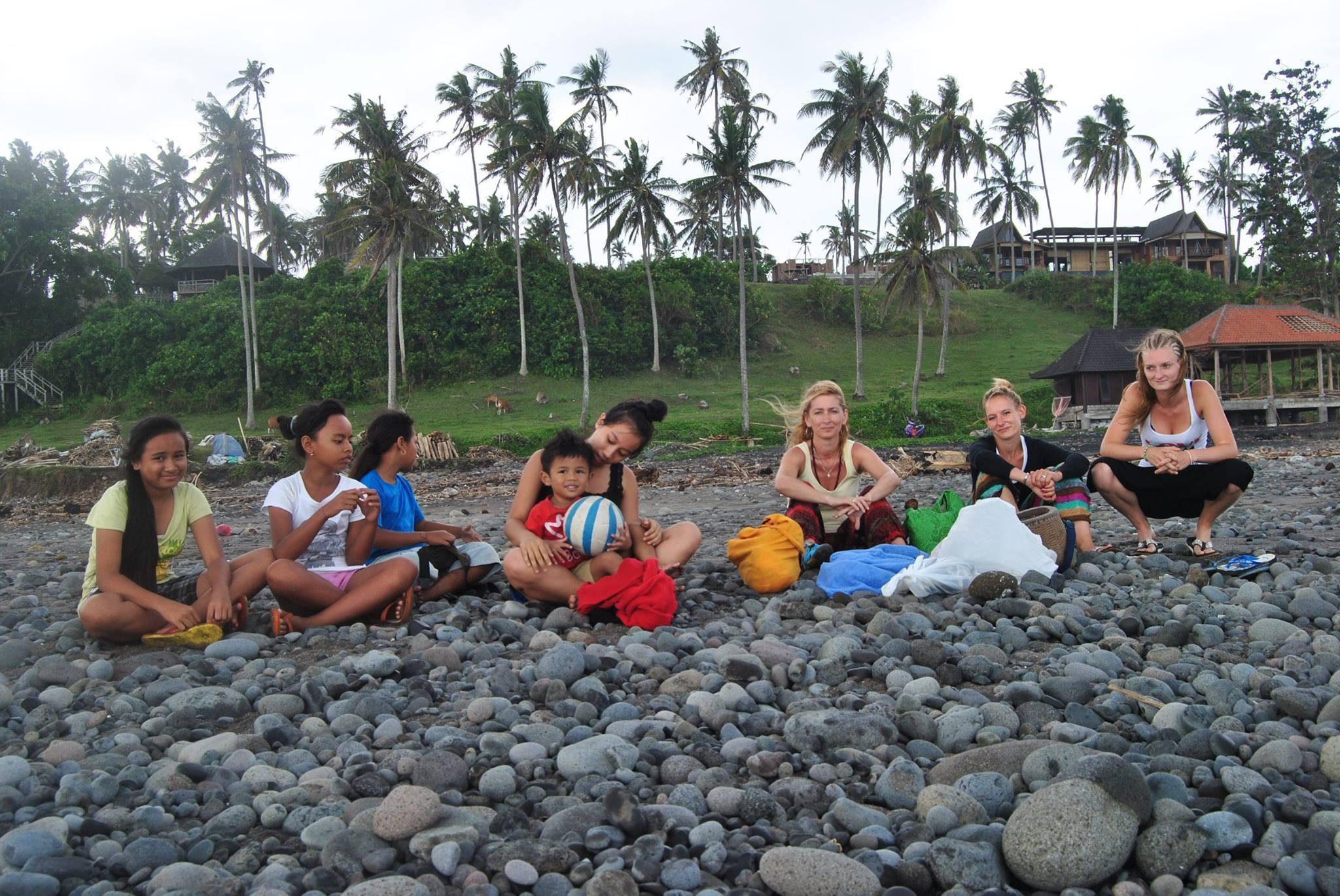 Bali Familie