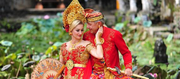 Unser Balinesischer Hochzeitstag