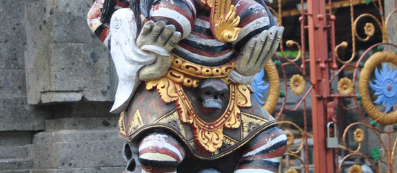 Was uns auf Bali erwartet? Ein Leben mit Göttern!
