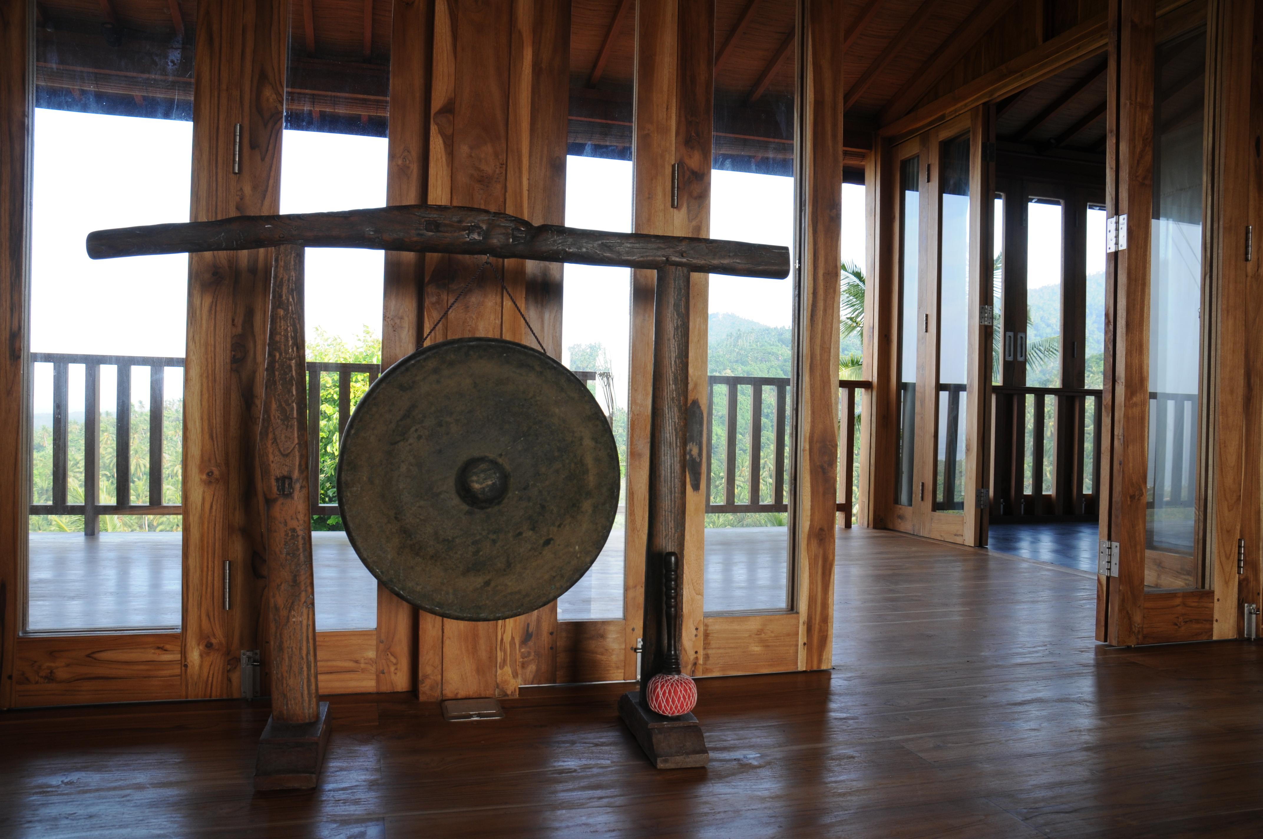 Balinesischer Gong