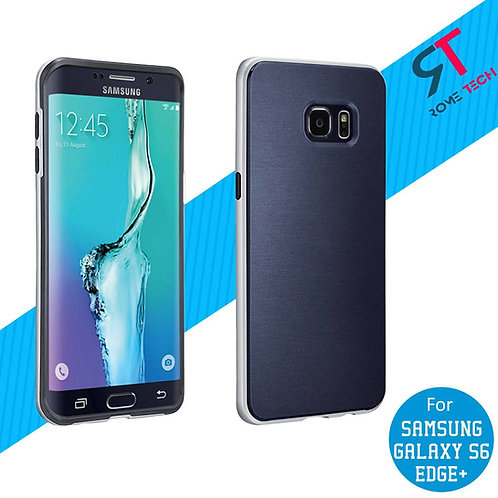 Samsung Galaxy S6 Edge+ Plus Rome Tech Ultra Slim Soft TPU Case Cover