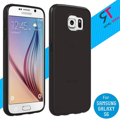 Samsung Galaxy S6 Rome Tech OEM High Gloss Silicone Case Cover
