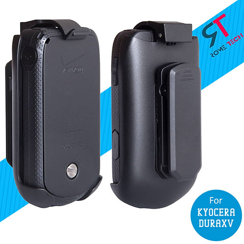 Kyocera DuraXV / DuraXV Plus / DuraXA Rome Tech Belt Clip Holster Case