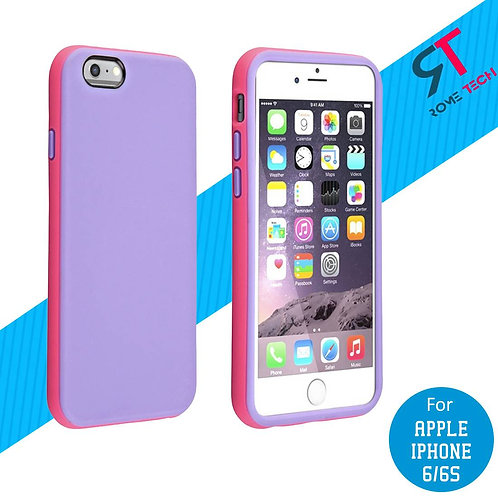 Apple iPhone 6 / iPhone 6s Rome Tech Hard Shell Two-Tone Case Cover
