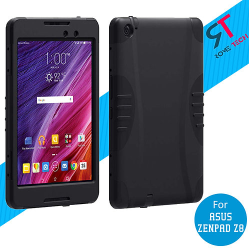 ASUS ZenPad Z8 Rome Tech OEM Rugged Case With Screen Protector - Black