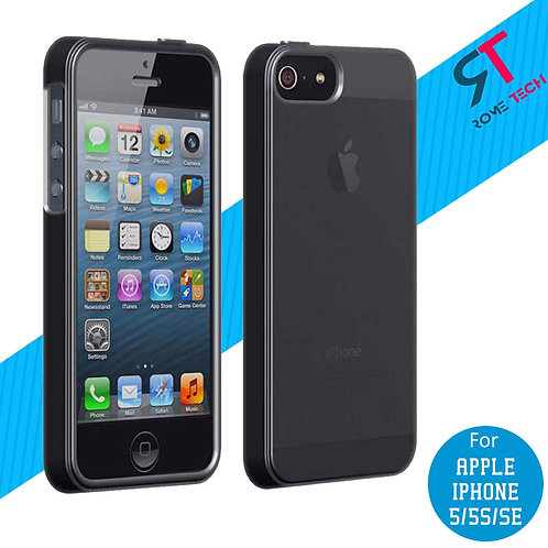 Apple iPhone 5/5s/SE Rome Tech OEM High Gloss Silicone Case
