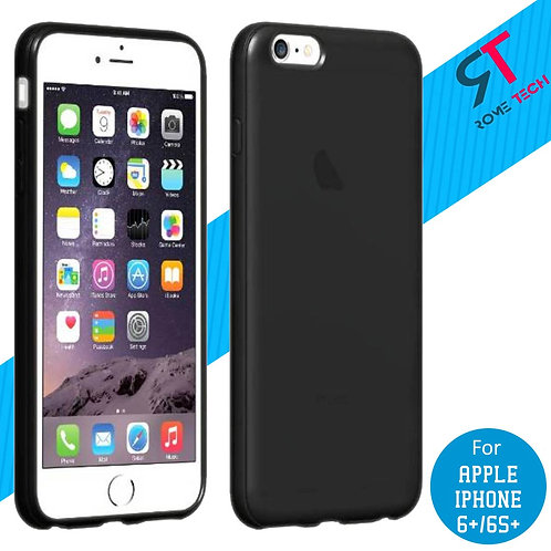 Apple iPhone 6/6s Plus Rome Tech OEM High Gloss Silicone Case Cover