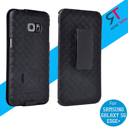 Samsung Galaxy S6 Edge+ Plus Rome Tech Shell Holster Combo Case