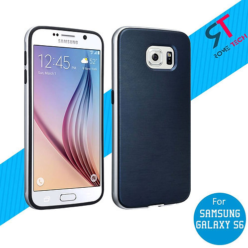 Samsung Galaxy S6 Rome Tech Ultra Slim Soft TPU Case Cover