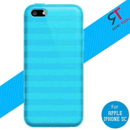 Apple iPhone 5C Rome Tech Soft Full Protective Stylish Silicone Case Cover