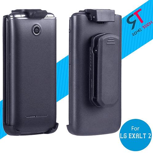 LG Exalt 2 Rome Tech OEM Holster Case - Black