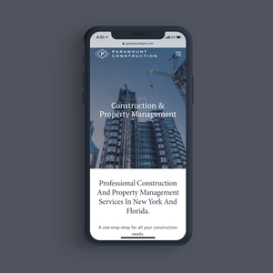 Paramount Construction