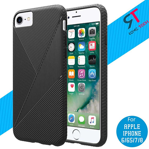Apple iPhone 6 / 6s / 7 / 8 Rome Tech OEM Textured Silicone Case Cover