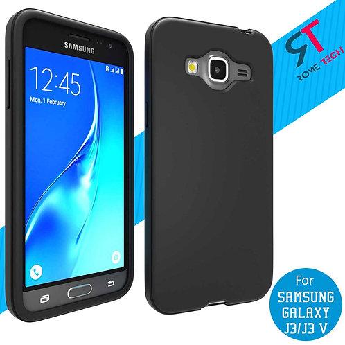 Samsung Galaxy J3 / J3 V 2016 Rome Tech OEM Matte Silicone Case Cover