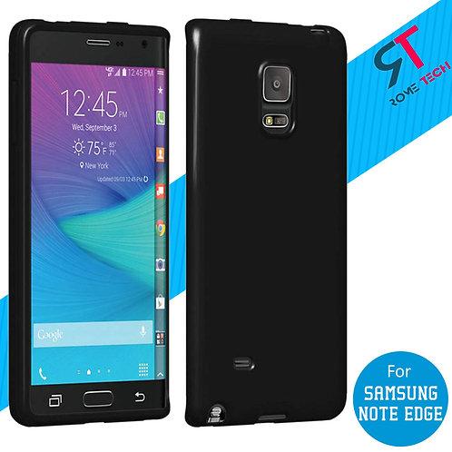 Samsung Galaxy Note Edge Rome Tech Silicone Case Cover