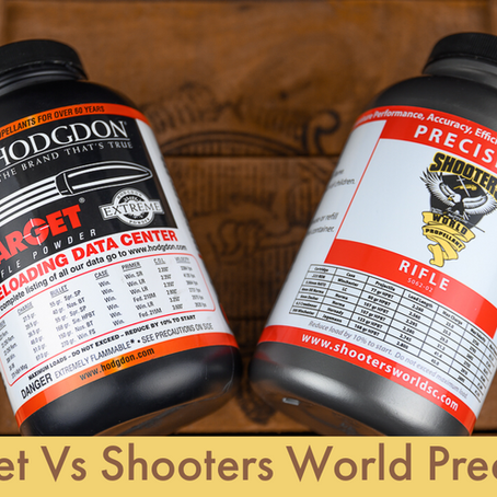 Varget vs Shooters World Precision