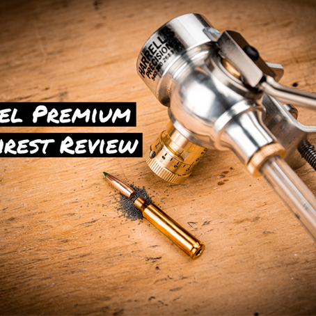 Harrel's Premium Benchrest Review