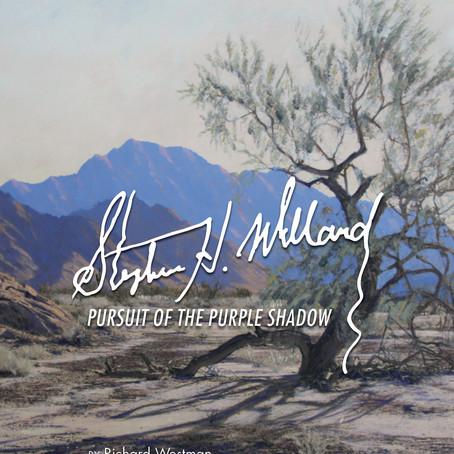 "Stephen H. Willard                         ""Pursuit of the Purple Shadow"""