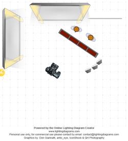 Planta de luces Opción 2