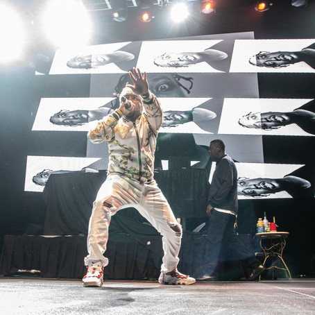 Wu-Tang Clan at Mohegan Sun Arena, Uncasville, CT (6/14/19)
