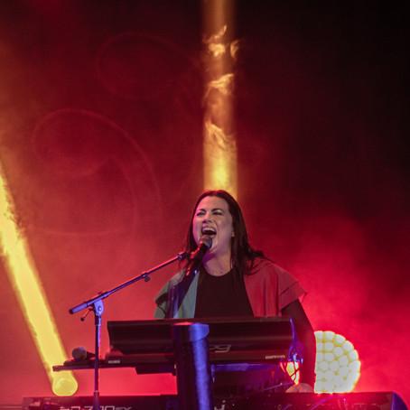 Evanescence - Mohegan Sun Arena - Uncasville, CT (5/19/19)
