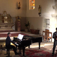 G. F. Händel : Rinaldo Cara sposa Jean-Marie Chauvin (contre-ténor)