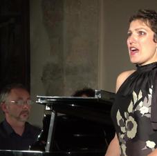 C. Gounod : Roméo et Juliette. Air du Poison Marlène Assayag (soprano)