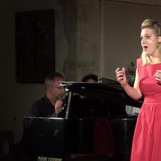 L. Delibes : Lakmé Air des clochettes Pauline Rinvet (soprano)