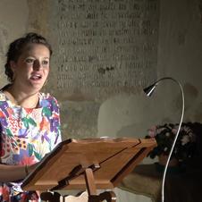 V. Bellini : la Sonnambula Scène finale d'Amina Pauline Rinvet (soprano)