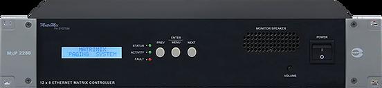 Amperes Matrix Controller with LAN - MxP2288