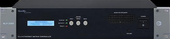Amperes Matrix Controller (LAN) - MxP2288