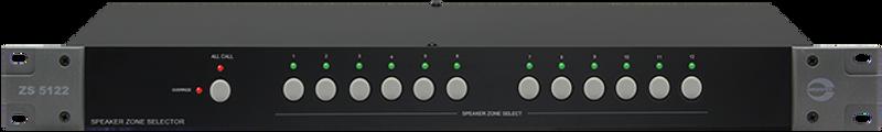 Speaker Zone Selector