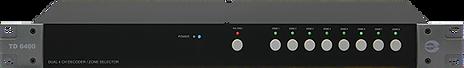 Speaker Zone Decoder