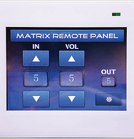 Amperes Touch Screen Matrix Remote Control - RP1104