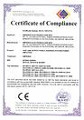 Amperes CE certificates