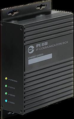 Amperes Ethernet Comm. Box - iPX5500