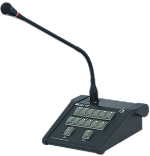 Amperes Analogue Paging Mic- PM1120