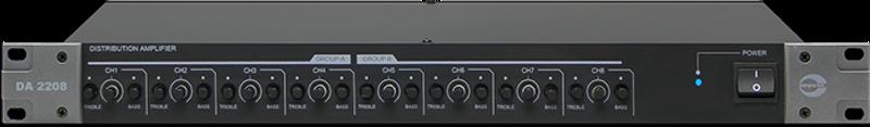 Amperes Audio Distribution Amplifier- DA2208