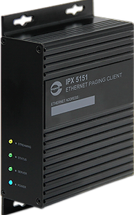 Amperes Ethernet Paging Client- iPX5151