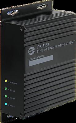 Amperes Ethernet Paging / BGM Cilent - iPX5155