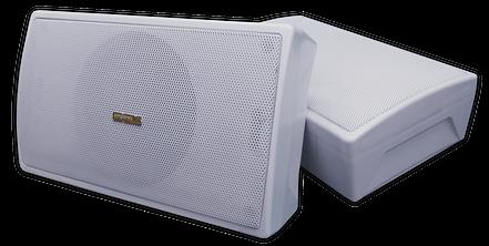 Wall box speaker