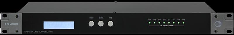Amperes Speaker Line Monitor - LS4808