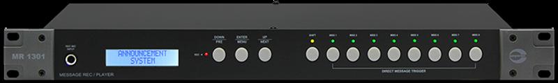 Amperes EVAC Voice Message Player - MR1301