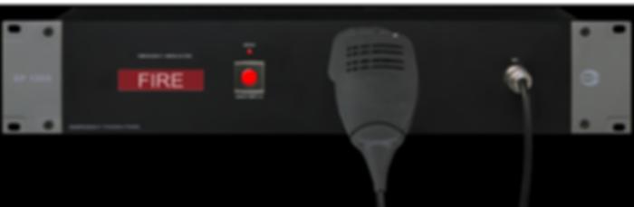 Amperes Emergenc Paging Panel - EP1200