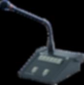 Amperes Analogue Paging Mic - PM1060