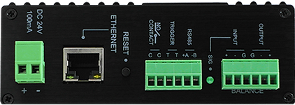 Amperes Ethernet Paging / BGM - iPX5155 Client Side View